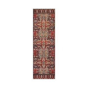 Oriental Weavers Sedona 9575a Red 2'3