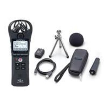 Zoom H1n Handy Recorder - With Zoom APH-1n Accessory Pack