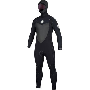 Rip Curl Flashbomb 4/3 Hooded Chest-Zip ST Wetsuit - Men's