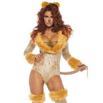 Leg Avenue Women's Sexy Lion Costume
