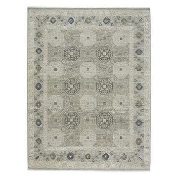 Capel - Siam 1884 - 3ft 6in x 5ft 6in Light Grey