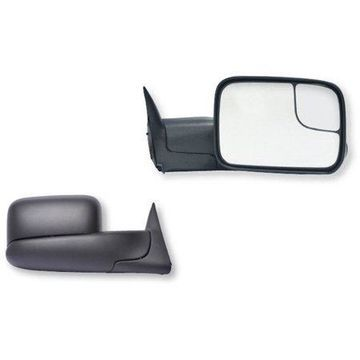 60177-78C - Fit System 98-02 Dodge Ram Pick-Up Truck 1500, 2500, 3500, w/towing pkg, spot Mirror, Driver and Passenger Side - check description for fitment