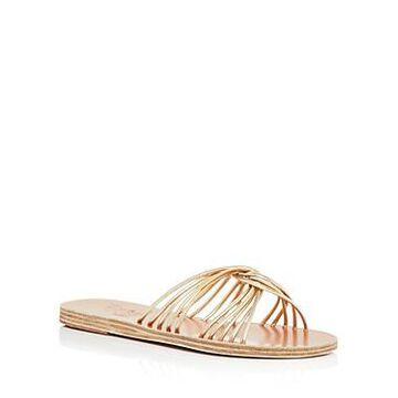 Ancient Greek Sandals Women's Xanthi Slide Sandals