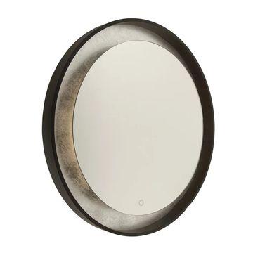 Artcraft Lighting Reflections Round Wall Mirror