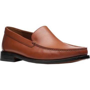 Bostonian Men's Tisbury Loafer Tan Full Grain Leather
