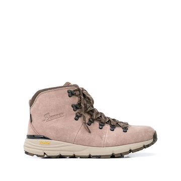 lace-up mountain boots