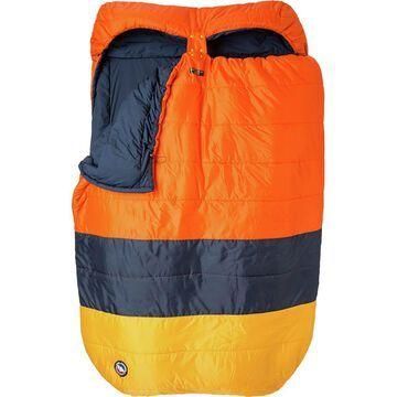 Dream Island Double Sleeping Bag: 15F Synthetic