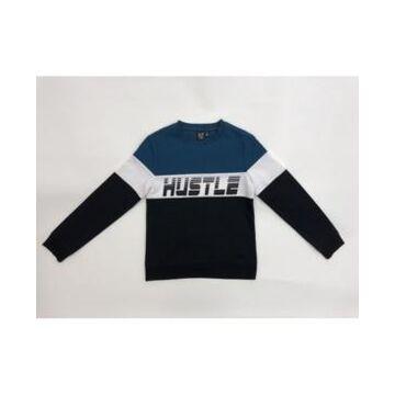 Ideology Big Boys Fleece Color-blocked Sweatshirt, Created for Macy's