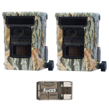 Browning Defender 940 Trail Camera (2-Pack) with Focus Card Reader