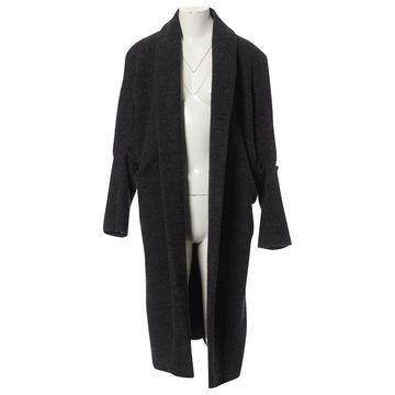 Vivienne Westwood Grey Wool Coats