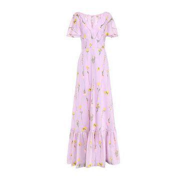 LELA ROSE Long dress