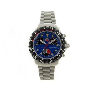 Tag Heuer Formula 1 Silver Steel Watches