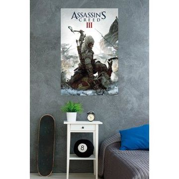 Trends International Assassin's Creed 3 Key Art Wall Poster 22.375