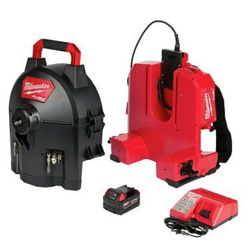Milwaukee 2775E-211 M18 FUEL 5/8 in. Drum System Kit New