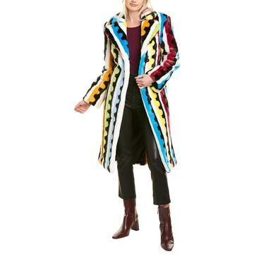 Mary Katrantzou Stokes Coat