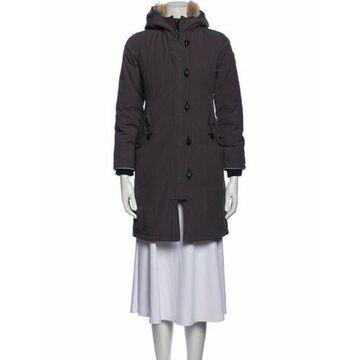 Down Coat Grey