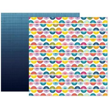 "American Crafts Paige Evans Wonders #6 12"" x 12"" Cardstock, 25 Sheets | Michaels"
