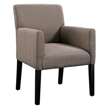 Modway Chloe Accent Chair, Gray