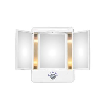 Conair Reflections Two-Sided Lighted Makeup Mirror