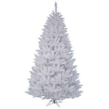 Vickerman 5.5-Foot Sparkle White Spruce Christmas Tree
