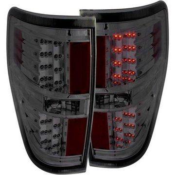 ANZO USA 311170 09-13 F150 LED SMOKE LED TAIL LIGHTS