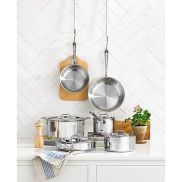 All-Clad D3 Stainless Steel 10-Pc. Cookware Set