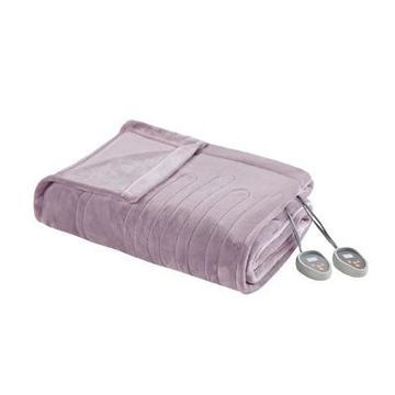 Plush Electric Blanket - Beautyrest