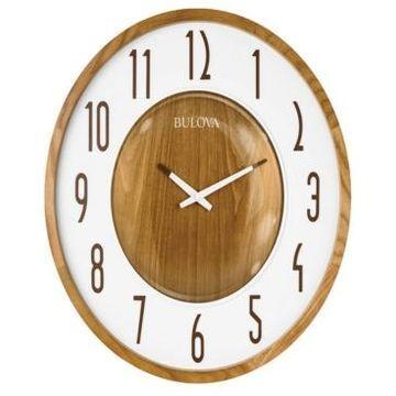 Bulova Broadway Wall Clock