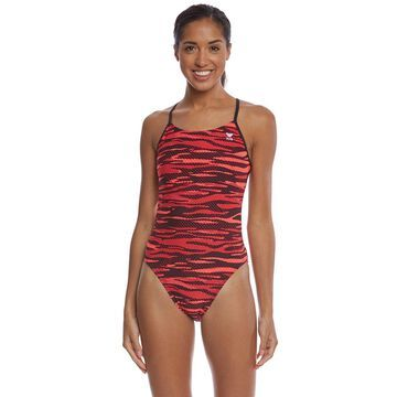 TYR Women's Crypsis Cutoutfit One Piece Swimsuit