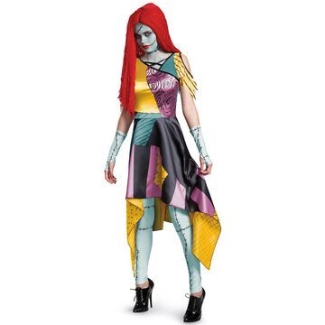 Disguise Sally Prestige Adult Costume-X-Large (18-20)