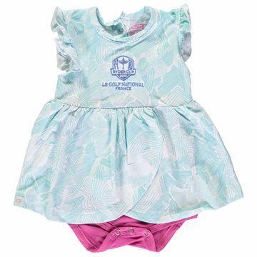 Garb Infant 2018 Ryder Cup Melissa Bodysuit Green/Pink