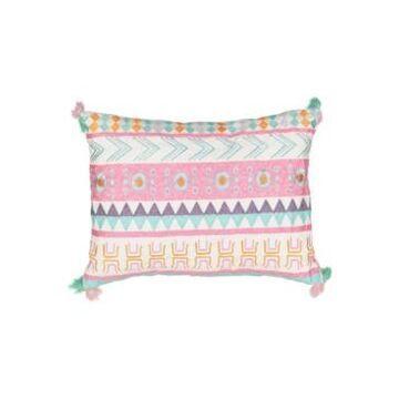 "Waverly Kids La La Llama Decorative Pillow, 14"" x 20"" Bedding"