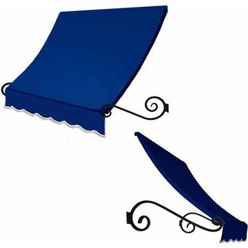 Awntech Charleston Scrilled Arms Window/Door Awning