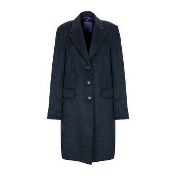 BLUE LES COPAINS Coat