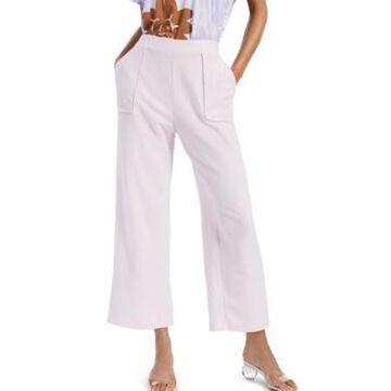 Alfani Modern Lounge Petite Wide-Leg Pants, Created for Macy's