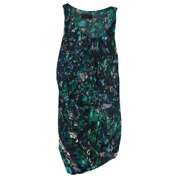Peter Pilotto Green Viscose Dresses