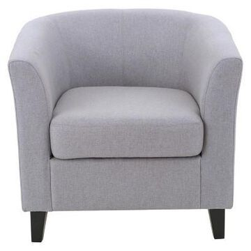 Preston Fabric Club Chair - Christopher Knight Home