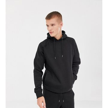 Another Influence TALL Ribbed Panel Overhead Hoodie