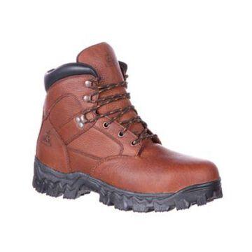 Rocky Men's Alpha Force Steel-Toe Work Boots