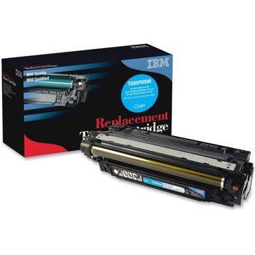 IBM Remanufactured Toner Cartridge - Alternative for HP 654X - Cyan