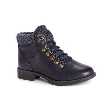 Muk Luks Women's Hiker Lug Sole Denali Boots Women's Shoes