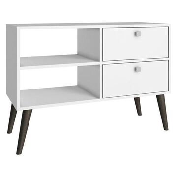 Accentuations By Manhattan Comfort Practical Dalarna Tv Stand
