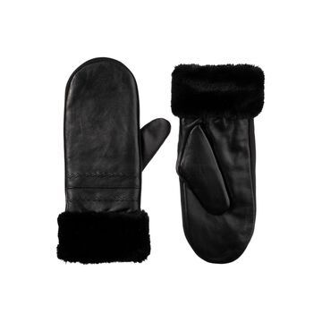 Isotoner Stretch Leather Cold Weather Gloves