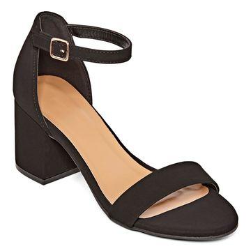Bamboo Womens Highlight 06s Heeled Sandals