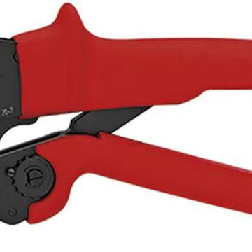 KNIPEX 9.95-in Electrical Pliers in Red | 97 52 13