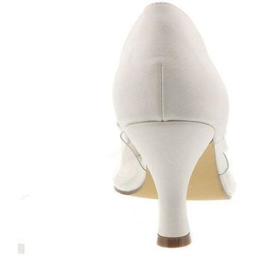 Bellini Cupcake Women's Pump 10 C/D US White