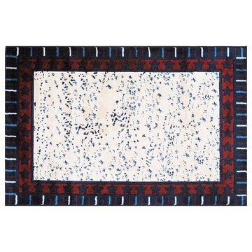 Fun Rugs Supreme Stars & Stripes Rug - 3'3'' x 4'10'', Multicolor, 3X5 Ft
