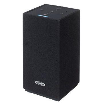 Jensen Alexa-Enabled Smart Speaker with Bluetooth & 360 Sound