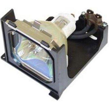 Sanyo PLC-XC10 Projector Housing with Genuine Original OEM Bulb