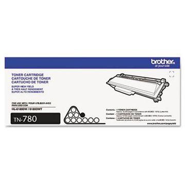 TN780 Super High-Yield Toner, 12000 Page-Yield, Black